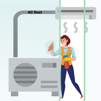 HVAC duct cleaning services