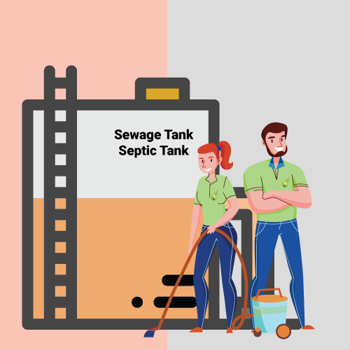Sewage and Septic Tank Cleaning & Disinfection