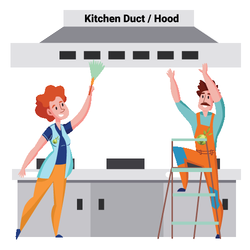 Kitchen Duct / Hood & Exhaust Cleaning